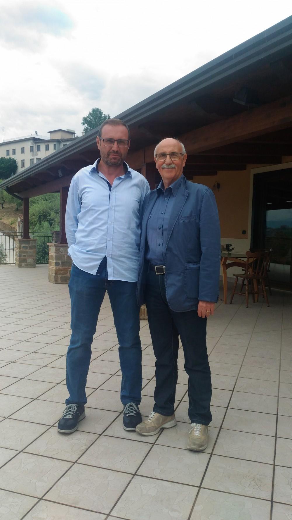 """""""I nuovi vini cilentani di Alfonso Rotolo"""""""